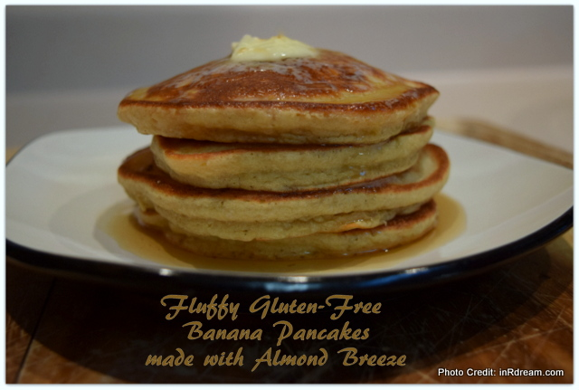 Fluffy Gluten Free Pancakes, Fluffy Dairy Free Pancakes