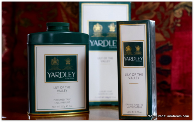 Yardley London Lily of the Valley set
