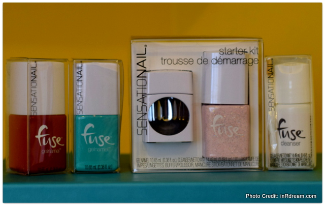 •         Fuse Gelnamel Kit: an at-home gel polish kit.