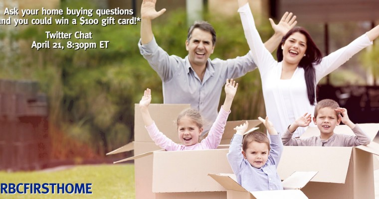 Do you have the 3 P's? #RBCFirstHome Twitter Chat 04/21