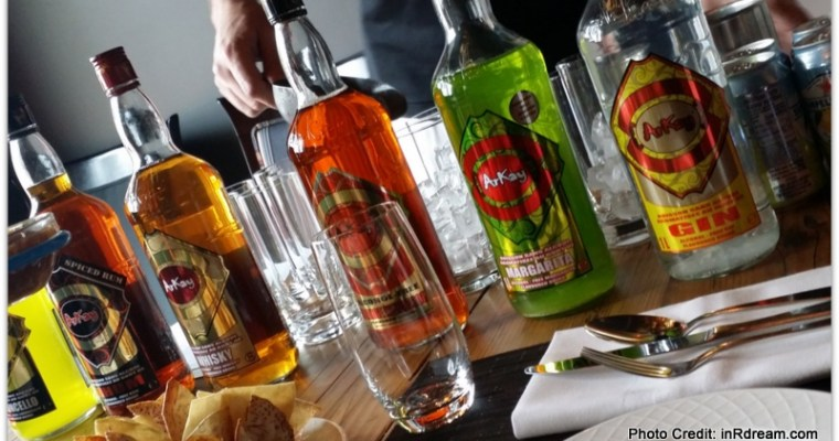 Non-Alcoholic Beer, Spirits & Wine: Grapefruit Mockarita Recipe