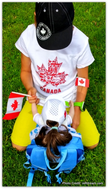 Oh Canada: Dress like your Doll!