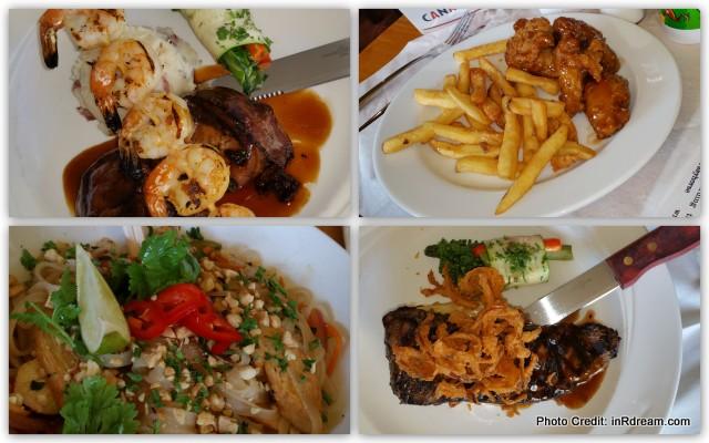 Horseshoe Resort Dining Options