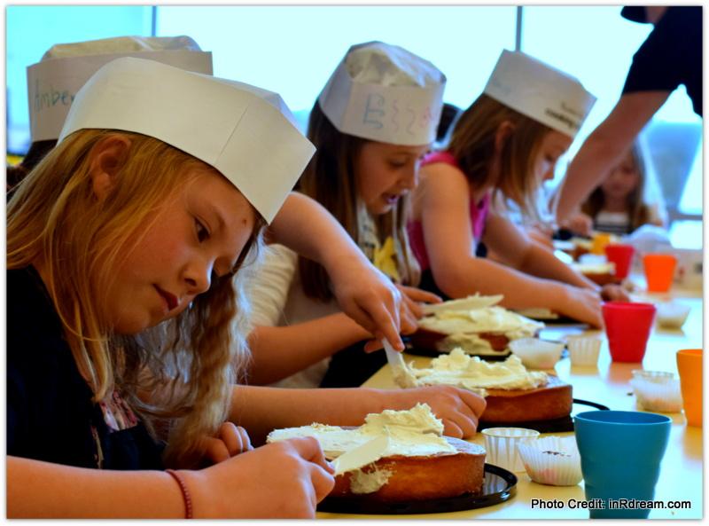 Loblaws Cooking School Birthday Party