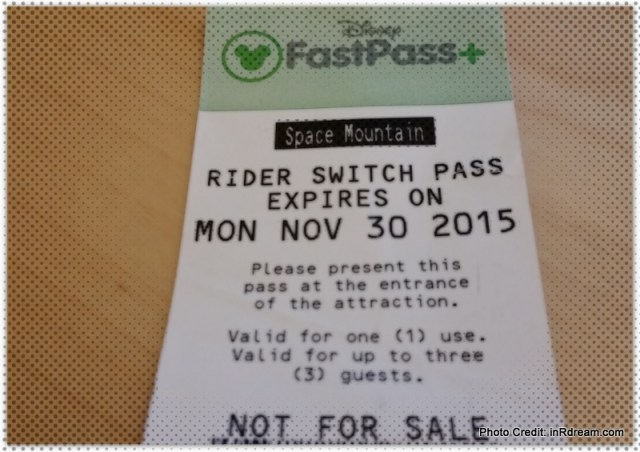 Rider Switch at Disney World. Tips to save at Disney