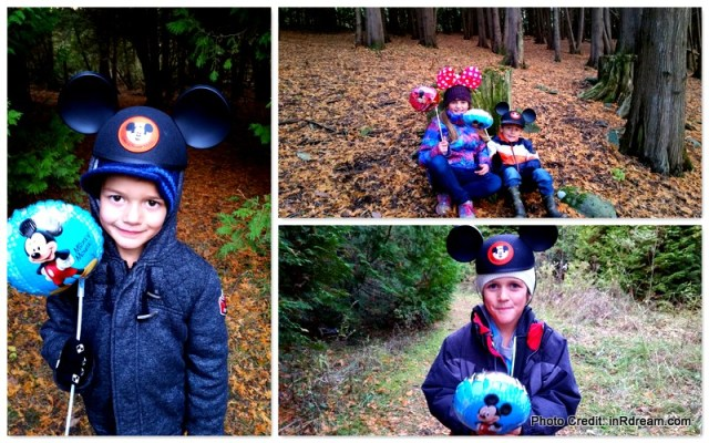 Disney Reveal, Surprise Your Kids with A Geocache