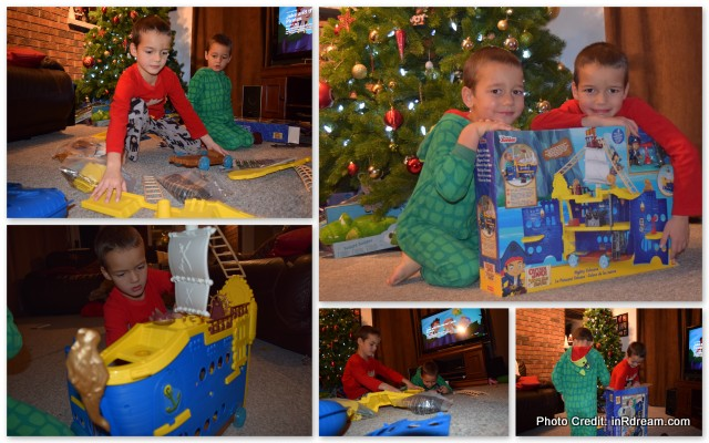 Jake and the Never Land Pirates + Disney Junior Magical Holidays Contest