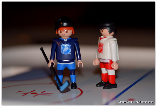 PLAYMOBIL NHL Hockey Theme