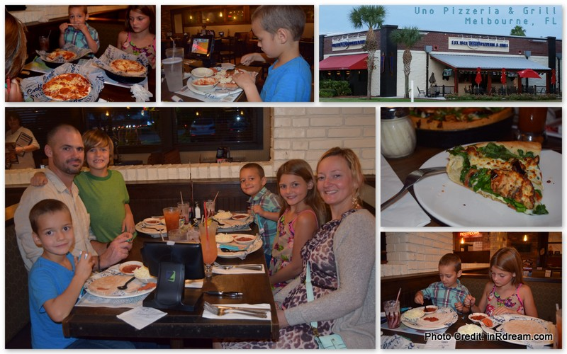 Uno Grill in Melbourne Florida, Family Travel on Westgate Cocoa Beach Pier, Florida's Space Coast, Traveling to Florida from Canada, Cocoa beach review, Space Center Review, Melbourne Beach, Fly MLB, Fly Porter, Melbourne Beach reivew