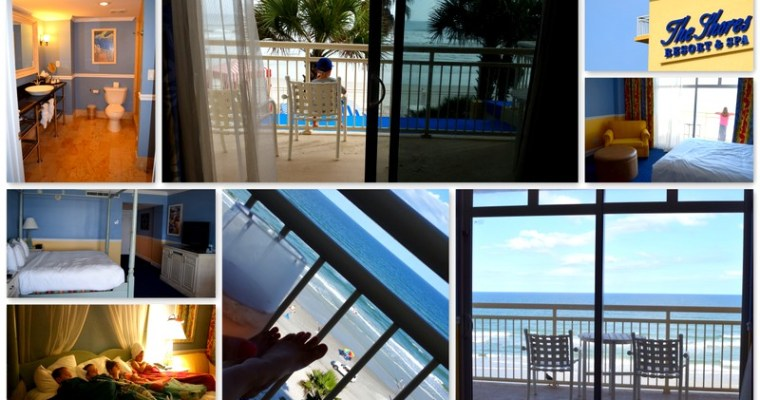 The Shores Resort and Spa – Luxury Resort in Daytona Beach, Florida #FamilyTravel