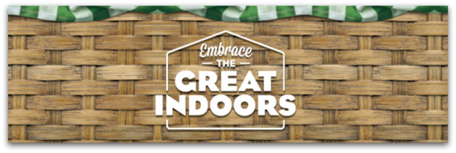 Be Inspired By The Great Indoors Playbook!