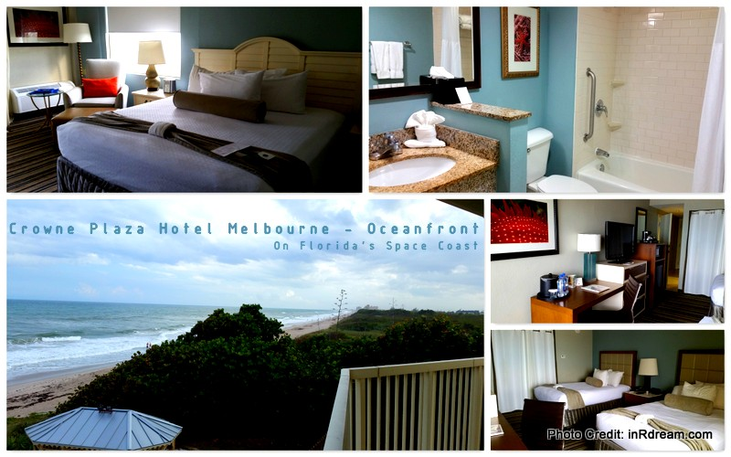 Peaceful Oceanfront Stay At Florida's Crowne Plaza Melbourne-Oceanfront