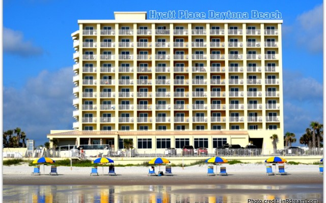 First Stop Hyatt Place Daytona Beach Oceanfront Hotel