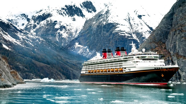 Disney Wonder Alaska Sailing, Icy Strait Point and Hubbard Glacier Cruise, Alaska Disney Cruise, Alaska Cruise