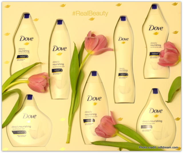 Doves Limited Edition bottle set, Real Beauty, #realbeauty,