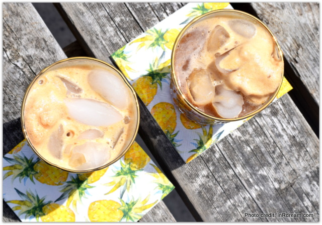 Stir Things Up: Sparkling Pineapple Lemon Iced Tea Recipe