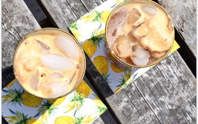 Stir Things Up: Sparkling Pineapple Lemon Iced Tea Recipe
