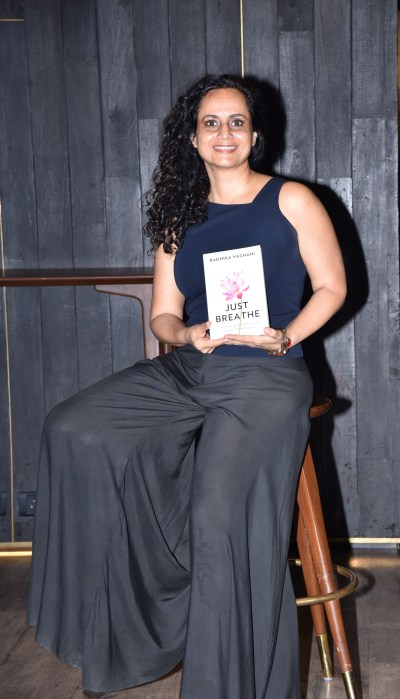 Radhika Vachani, Just Breathe Book review, Just Breathe, Yoga, How to breathe