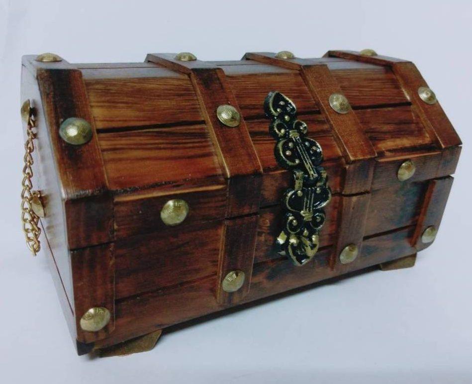 海盜箱 經典珠寶盒