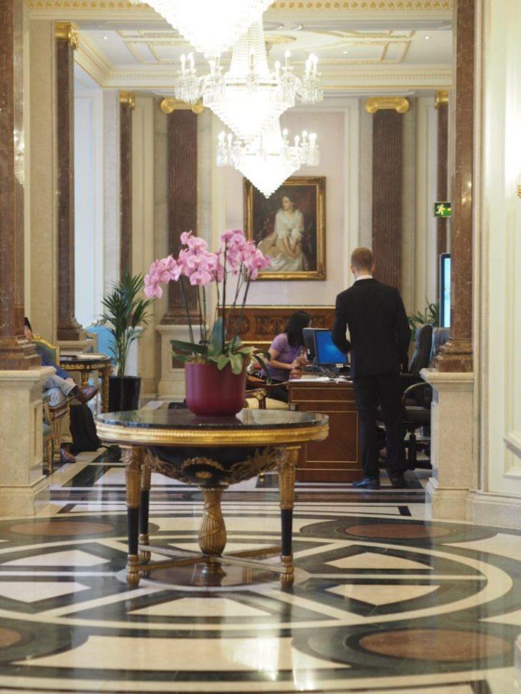 Bently hotel London
