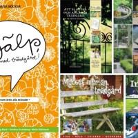 Trädgårdsböcker för nybörjare