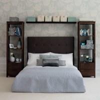 Förvaring runt sängen