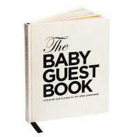 The Baby Guest Book - För barn som klarar av att höra sanningen