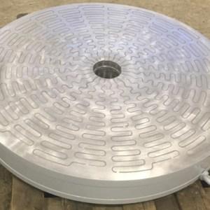 Плита электромагнитная кругла 7108-0062