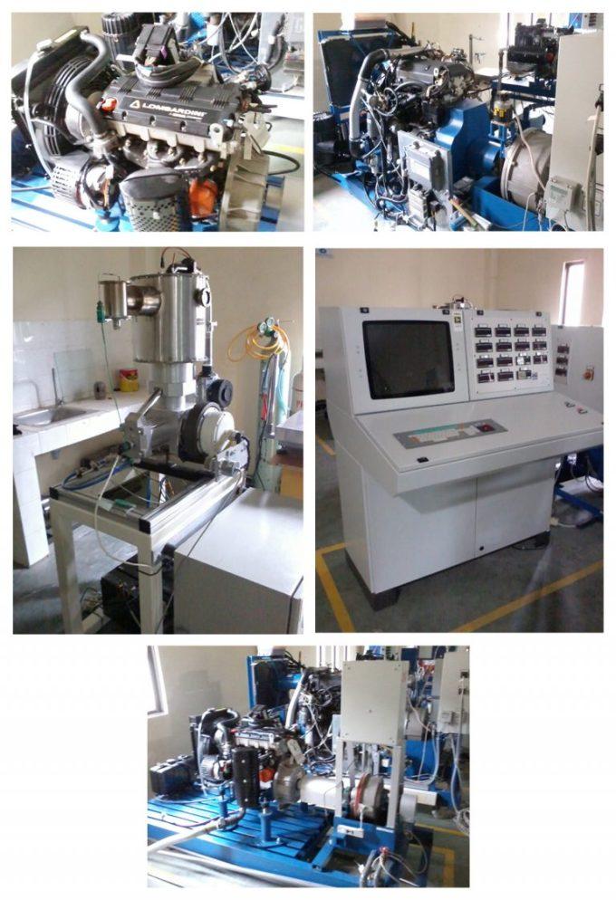 Fasilitas laboratorium teknik mesin Politeknik Negeri Batam