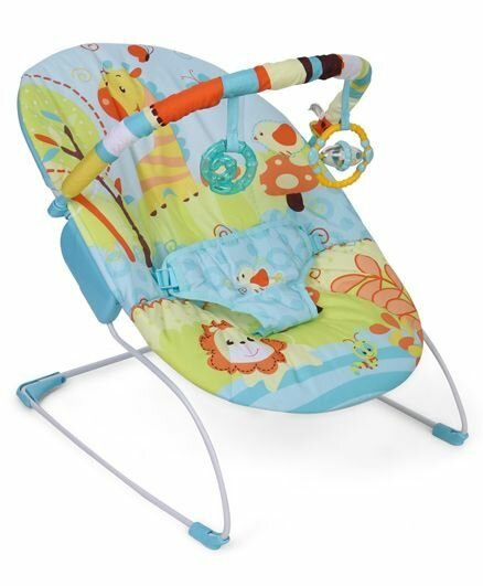 Ayunan Bayi Modern Baby Bouncer Mastela Soothing Vibration 6706