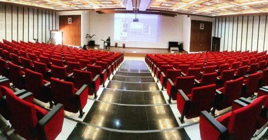 Fasilitas pengajaran kampus telkom university