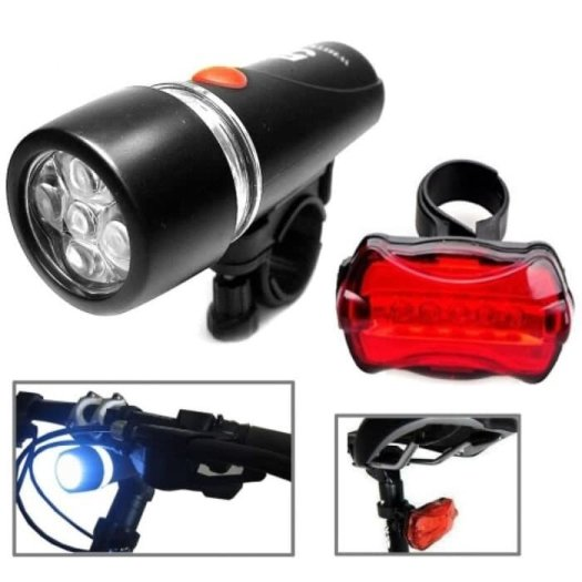 Aksesoris sepeda: Lampu sepeda LED