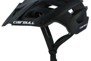 Helm sepeda Cairbull MTB hitam dof