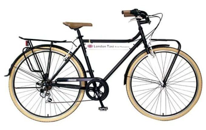 Sepeda wanita London Taxi CRB M 700 C