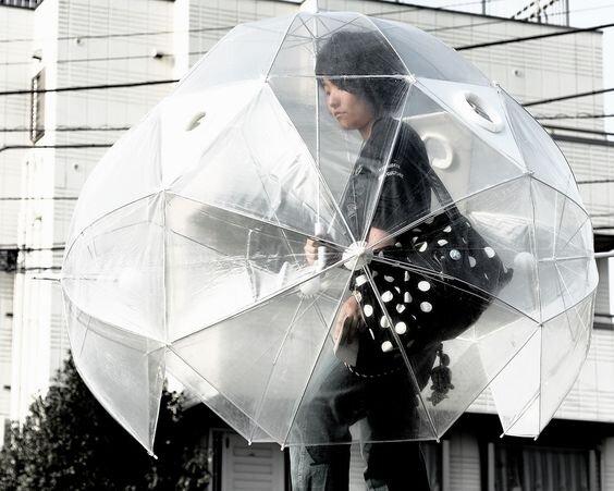 Penemuan Baru di Indonesia: Payung super