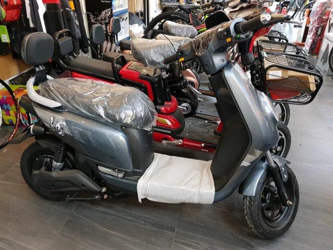 Sepeda Listrik U-Winfly