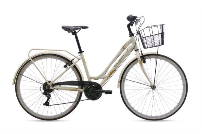 Sepeda perempuan Polygon Sierra Lite Mini