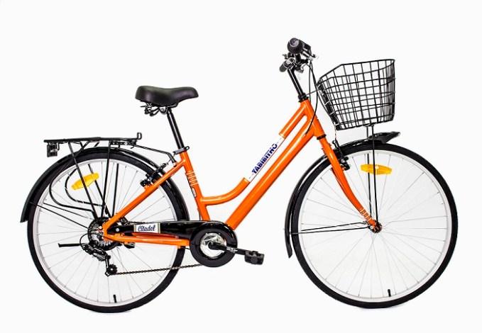 Sepeda perempuan Tabibitho Citadel