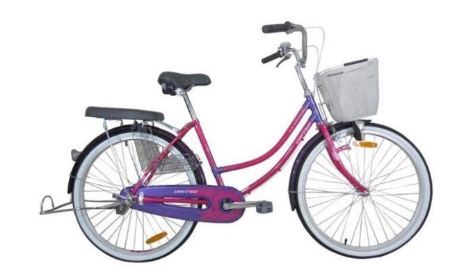 Sepeda wanita United Class X