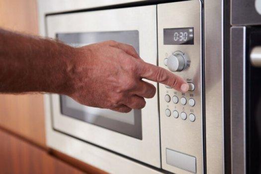 Penemuan Baru di Indonesia: Tombol mute pada oven microwave