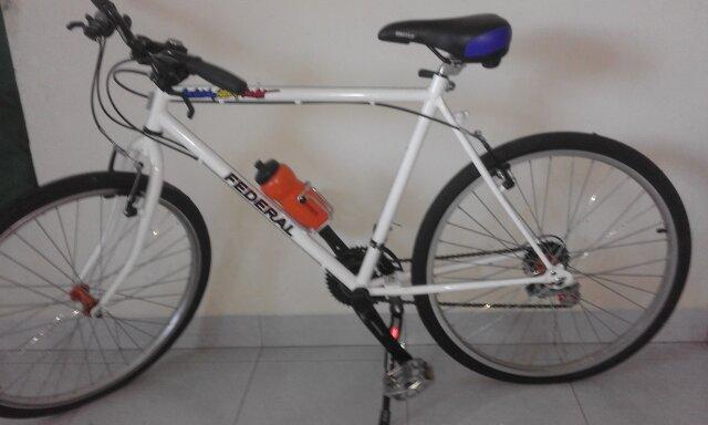 Sepeda Federal Jadul