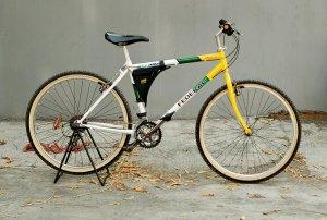 Sepeda Federal Unknown Repaint Tomcat