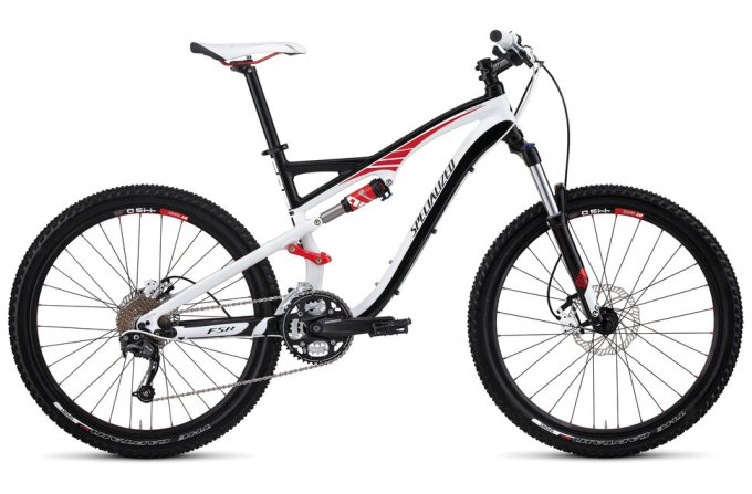 Sepeda Specialized Camber FSR Comp