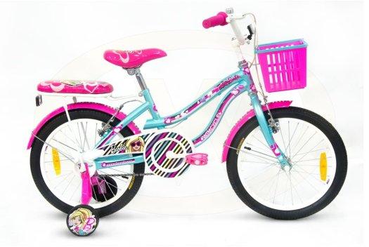Sepeda anak WimCycle CTB Barbie