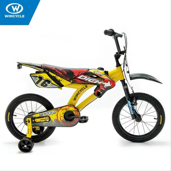 Sepeda anak WimCycle MTB Mobby Dick