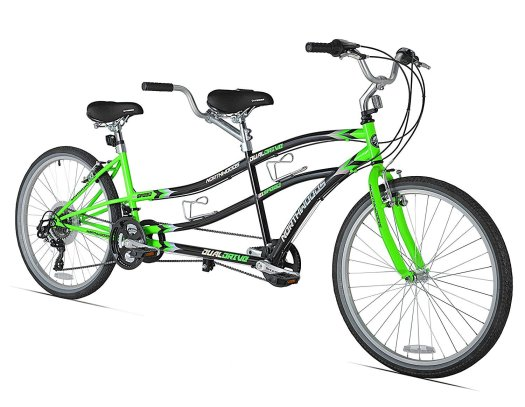 Sepeda tandem KENT Northwoods Dual Drive