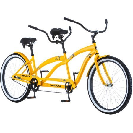 Sepeda tandem Kulana Lua Cruiser