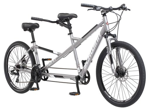 Sepeda tandem Schwinn Twinn