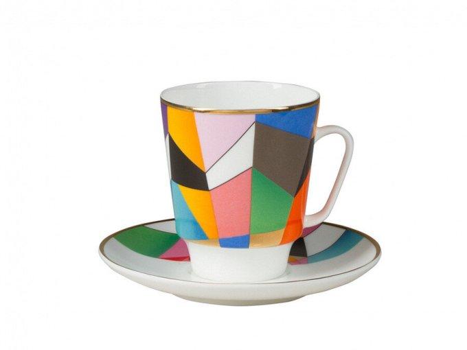Avant garde Rusia oleh Pabrik Porselen Imperial
