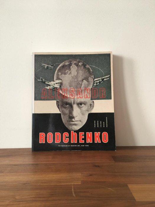 Oleh-oleh Khas Rusia Buku Aleksandr Rodchenko